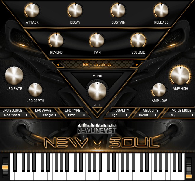 New Soul plug-in 2