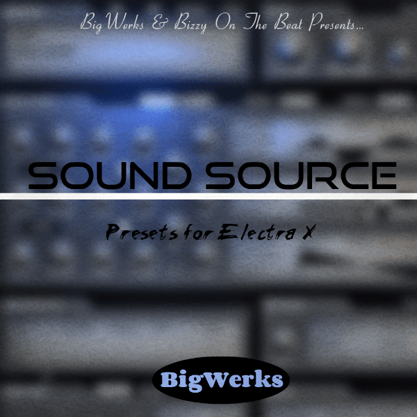Sound Source for Electra X 1