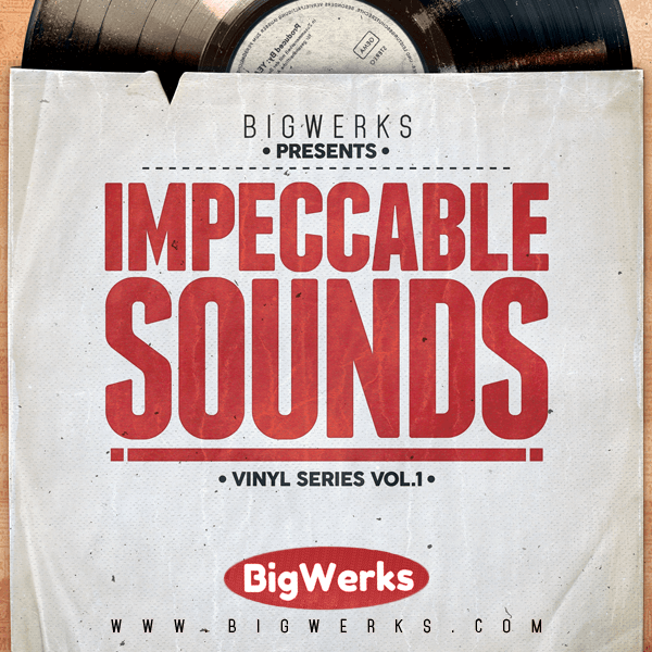 Impeccable Sounds vol. 1 - Vinyl Kit 1