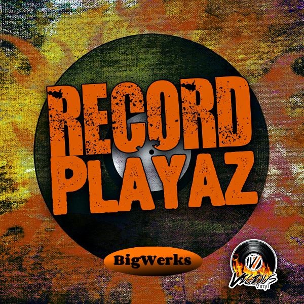 Record Playaz - Vinyl Kit 1