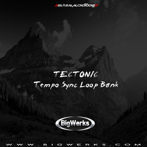 Tectonic Tempo Sync Loop Bank 1