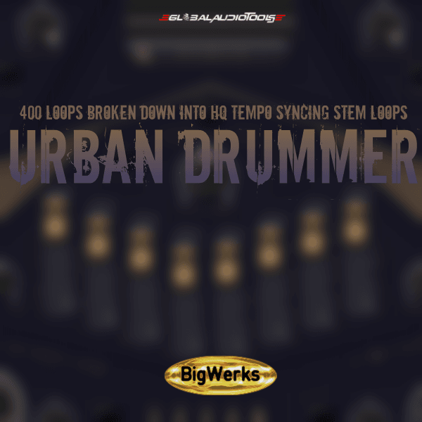 Urban Drummer Kontakt Library 1