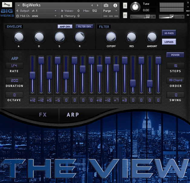 The View Kontakt Library 3