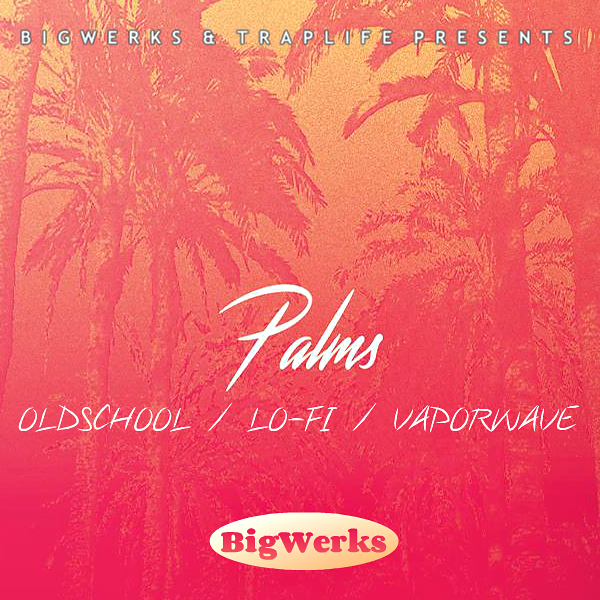 Palms Drum Kit 1