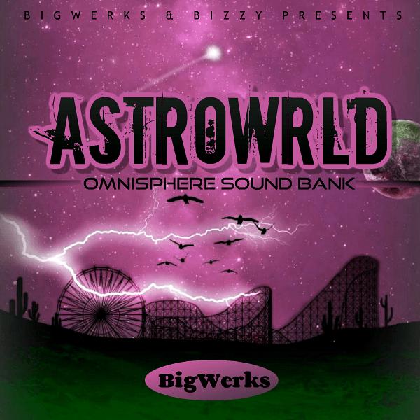 New !! Astro World - Omnisphere 1