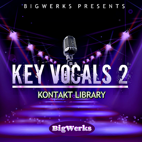 Key Vocals 2 Kontakt Library 1