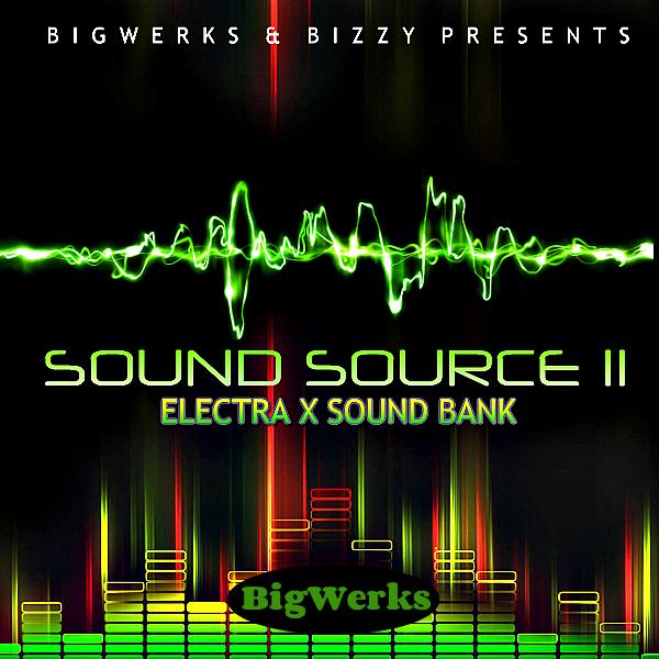 Sound Source II - Electra x 1