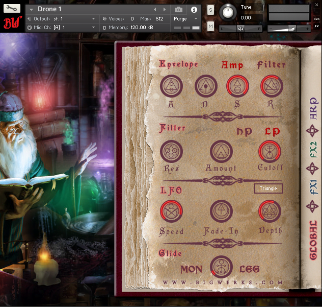 Book Of Sounds IV Kontakt Library 2