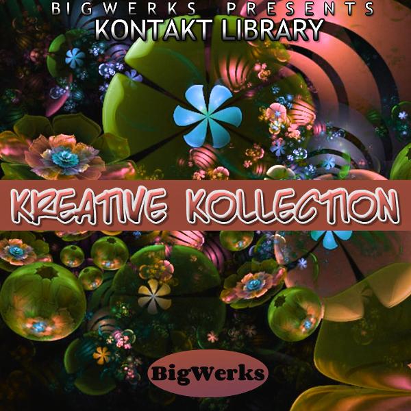 Kreative Kollection Kontakt Library - Trap|R&b|Hip Hop|EDM|Cinematic|VST 1