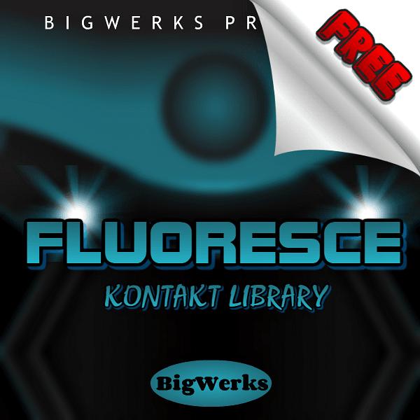 Fluoresce Kontakt Library (FREE) 1