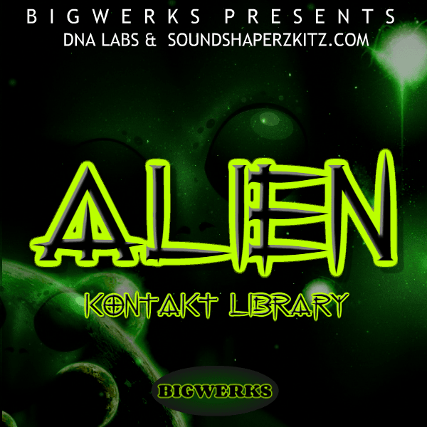 Alien Kontakt Library (3rd Party) 1