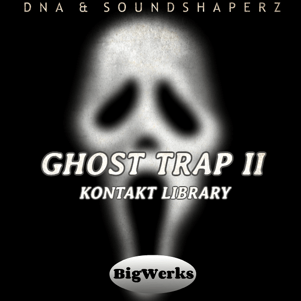 New ! Trap Ghost II - Kontakt Library(3rd Party) 1