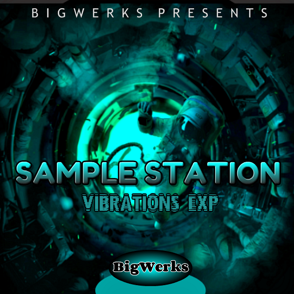 New ! Vibrations EXP - Sample Station 1