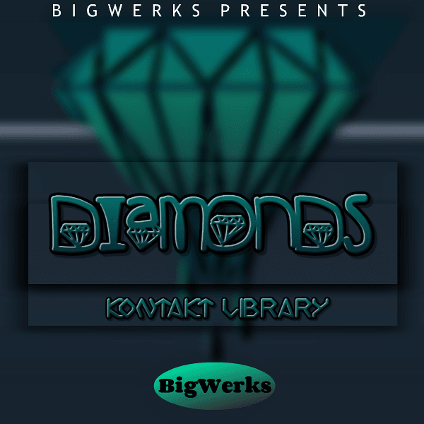 New ! Diamonds Kontakt Library - #1 For Trap|Hiphop|R&B 1