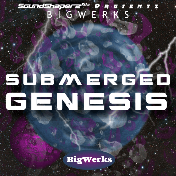New ! Submerged Genesis Kontakt Library (3rd Party) #1 1